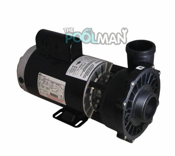 Waterway Executive 4hp Spa Pump 230v 2 Speed 56 Frame