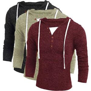 Men-039-S-Winter-Hoodie-Hooded-Sweatshirt-Cardigan-Coat-Jacket-Outwear-Sweater-Sale