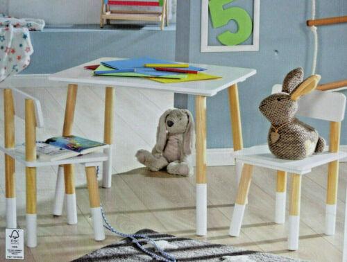 Kindertisch mit 2 Stühlen Kinder Tischset Kinderstuhl Kindermöbel NEU!