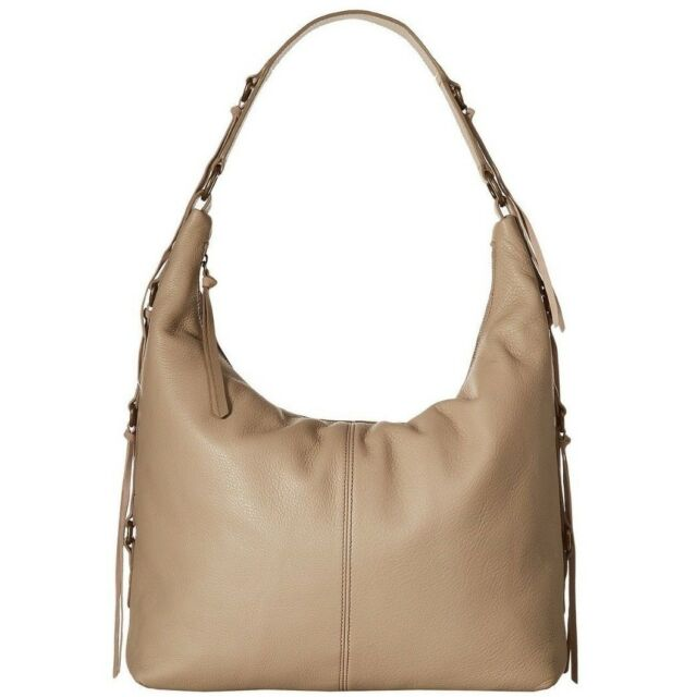 01c094085761 Lucky BRAND Leather Jill Hobo Shoulder Bag Handbag Mushroom Color ...