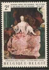 Belgium**Empress Marie-Therese-Austria-1972-Academy of Science &Literature-MNH
