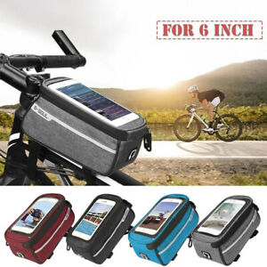 Waterproof-Cycling-MTB-Bicycle-Front-Frame-Pannier-Tube-Bag-For-Mobile-Phone-1x