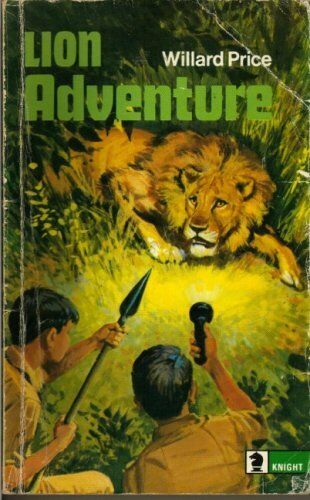 1 of 1 - Lion Adventure (Knight Books),Willard Price, Pat Marriott
