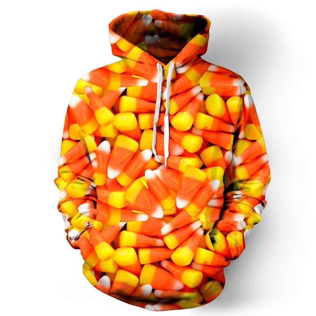 Brandneu Beloved Hemden Candy Corn Kapuzenpulli SMALL-3XLARGE Maßanfertigung in