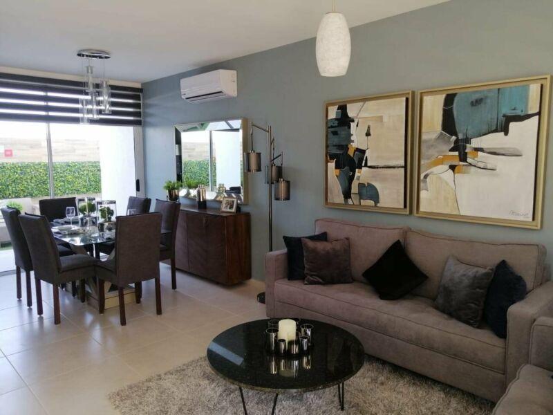 PROMOCIÓN, precio especial. Casa modelo Toscana, Fracc. Pedregal del Río