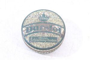 Ancienne-Boite-de-Conserve-Boite-Gero-Durstol-Candy-Deco-Old-Vintage-Dresden
