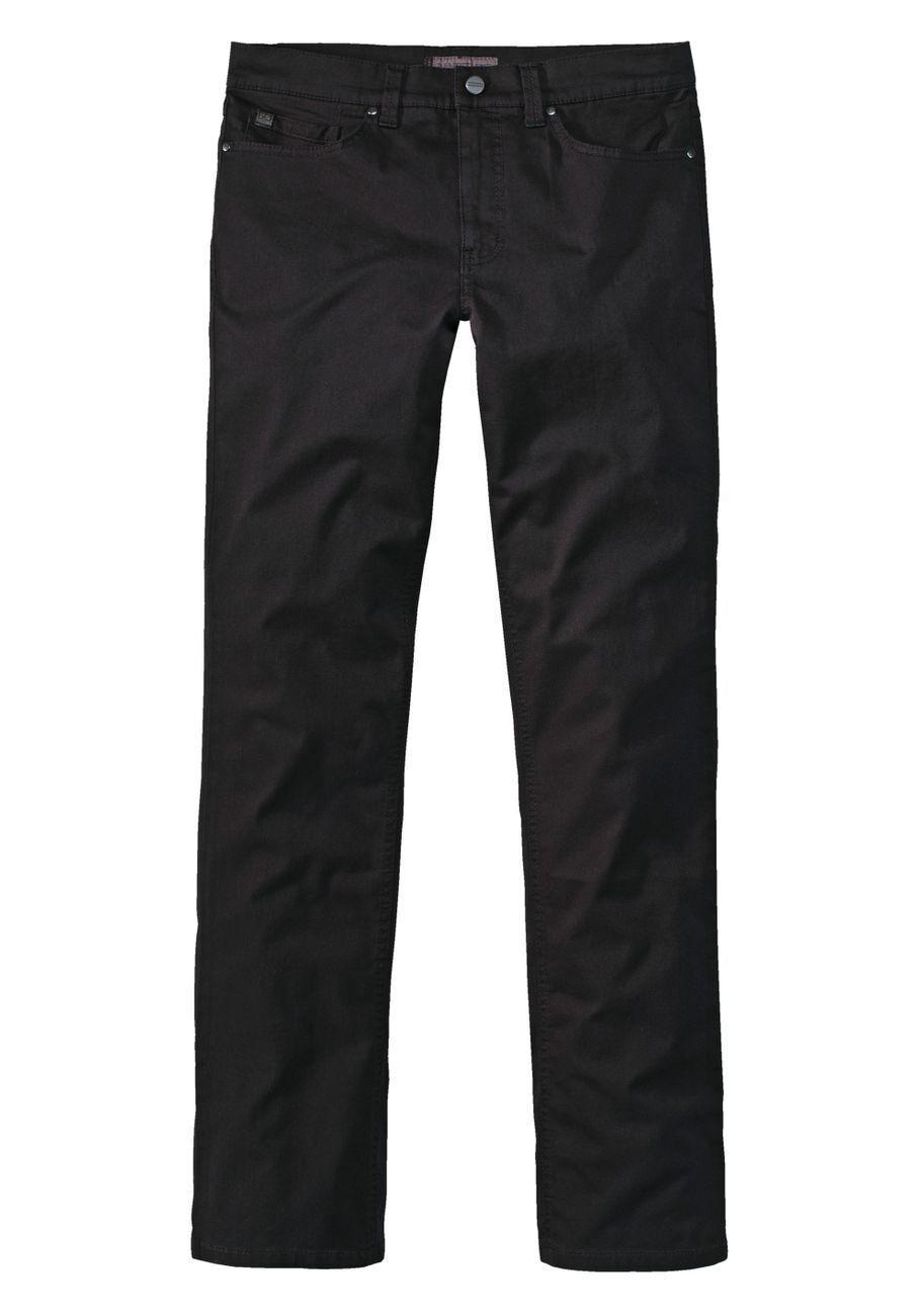 Paddock`s Herren Jeans Jeans Jeans Ranger Pipe - Tight Fit - Schwarz - Deep schwarz 3f7e9c