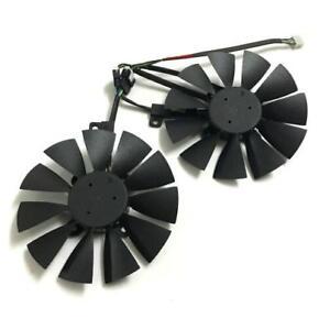 2pcs-GPU-Fan-GTX-1070-1060-graphics-card-fan-for-asus-dual-GTX1060-GTX1070-4Pin