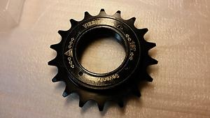 VIZ try all freewheel 18T 72 engagement  trials bike trial bmx  choose your favorite