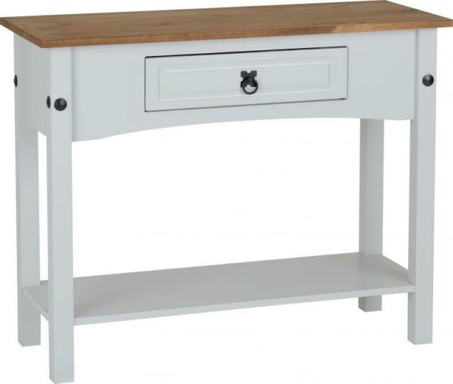 vidaXL Oak Wooden Coffee Table with Large Storage Drawer Shelf Living Room 88x53x45 cm