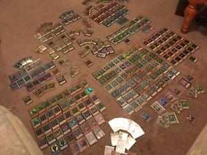 Yugioh-Card-Collection-Lot-50-Foils-Holo-Foils-Rares-Commons