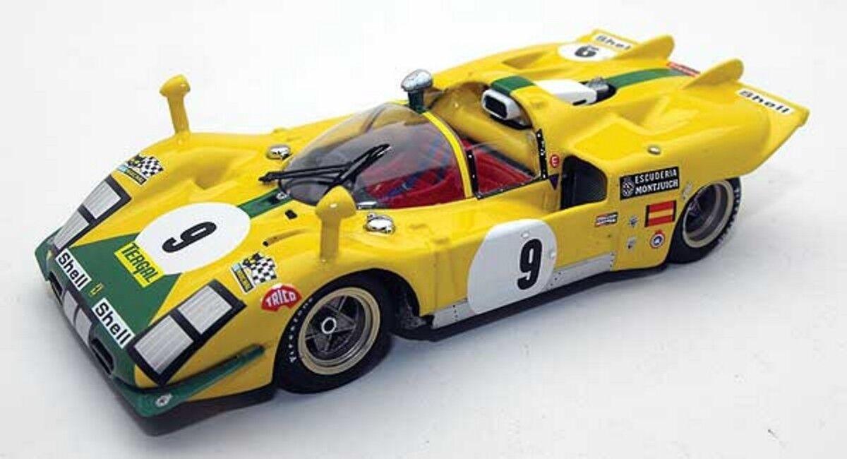 Kit Ferrari 512S Spyder ch.1002  9 Le Mans 1970 - Modelling Plus kit 1 43
