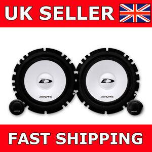 ALPINE-SXE-1750S-6-5-034-16-5cm-Car-Van-Door-Speakers-Components-Set-2Way-280W