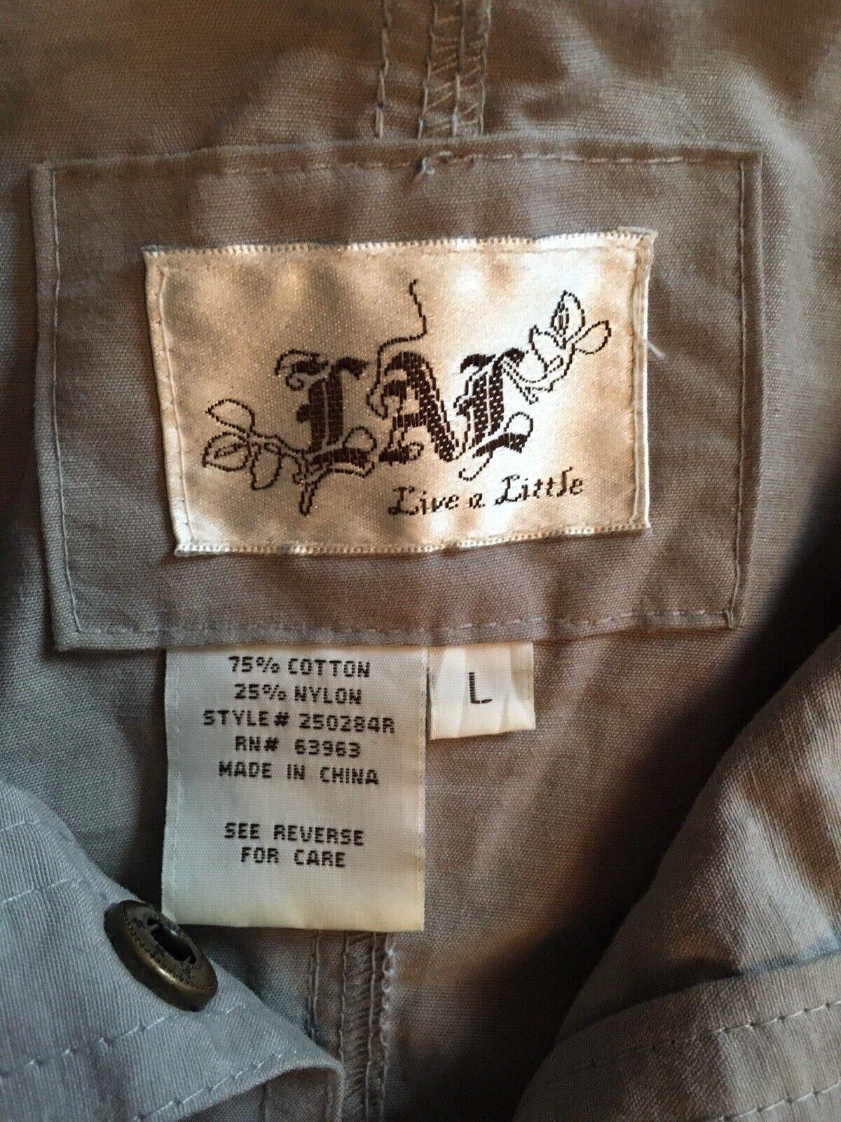 Grey Jacket- Large