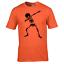 Halloween Scary Mens Costume Fancy Dress Top Dabbing Skeleton Mens T-shirt