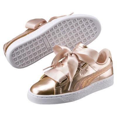 Puma Basket Heart Lunar Lux JR Sneakers