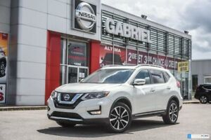 2017 Nissan Rogue SL AWD/CUIR/GPS/TOIT