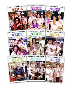 Alice Complete Tv Series Seasons 1 9 Original Pilot Brand New Bundle Dvd Set Ebay