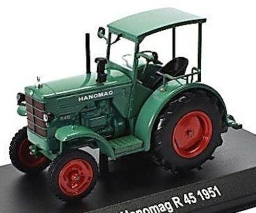 Hanomag r45 1951 trattore trattori VERDE GREEN 1:43