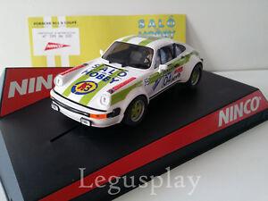 SCX-Scalextric-Slot-Ninco-50354-Porsche-911-SC-034-Salo-der-die-HOBBY-034-2004-Lt-ED