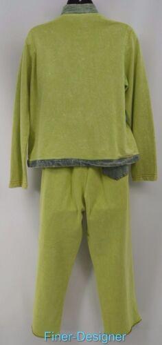 Suit Co Taglia Pantaloni Fresh Nuovo S Produce Jacket Loungewear Shabby Capri Crop Track RHqAWp1g