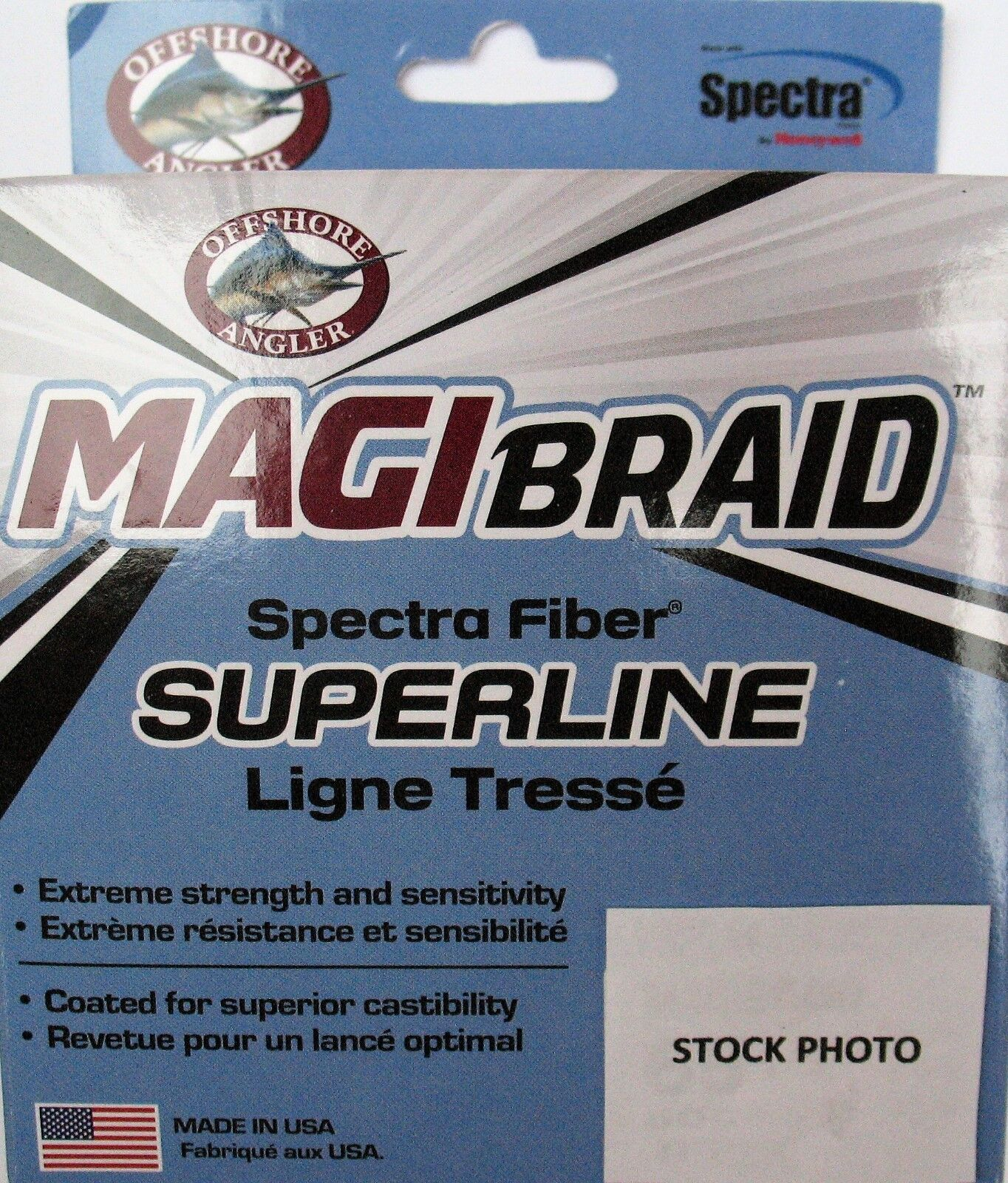 OFFSHORE ANGLER MAGIBRAID with Spectra  Select Size  FREE  WARP SPEED  SHIPPING