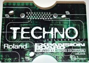 ROLAND SR-JV80-05 WORLD COLLECTION JV-1080 1010 2080 SOUND EXPANSION CARD