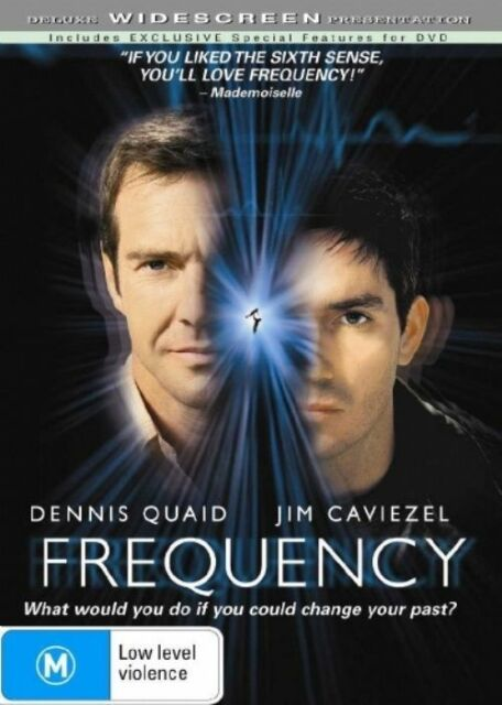 Frequency DVD widescreen edition Dennis Quaid (SEALED) R4