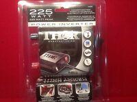 Thor Th225 Watt Power Inverter 12 Volt 450 Watt Peak 450w Max Power