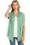 Women-039-s-Solid-Short-Sleeve-Cardigan-Open-Front-Wrap-Vest-Top-Plus-USA-S-3X thumbnail 73