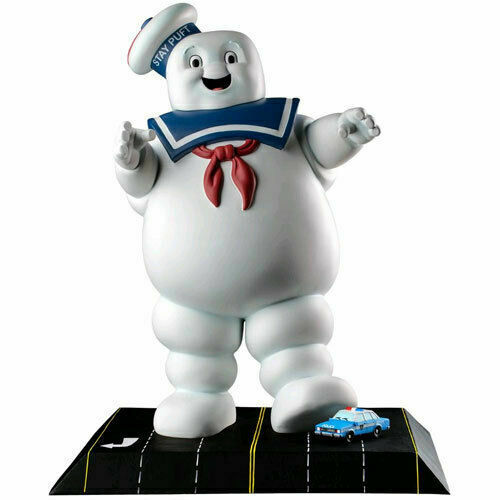Stay Puft Statue Ghostbusters Ikon Collectables Free Shipping!