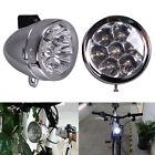 Vintage Retro Bicycle Bike 7 LED Front Light Headlight Fog Night Lamp w/ Bracket