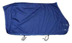 Crystal-Ace-Equestrian-Horse-Cotton-Rug-Sheet-Riding-Blanket-Blue