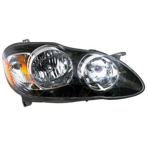 TYC For 05-08 Corolla S XR XRS Headlight Headlamp Head Light Right Passenger R