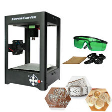 1000mW USB DIY Laser Engraver Cutter Engraving Cutting Machine Laser Printer