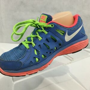 finest selection a7cbd 11852 Image is loading Nike-Dual-Fusion-Run-2-Sz-8-Blue-