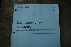 caterpillar mastercraft e forklift disassembly assembly service rh ebay com Electrical Wiring Diagrams For Dummies 3 Wire Alternator Wiring Diagram