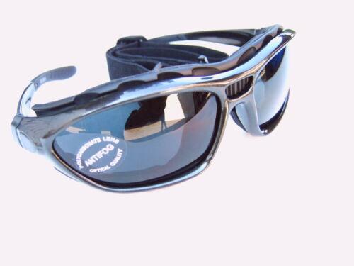 Alpland Occhiali Sport Con Fascia E Staffa 2 Colori - Sci Da Alpino Langlauf ScDP2