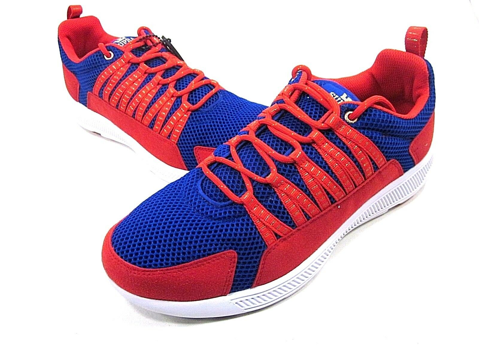 Buy SUPRA Owen Red White Blue Men Shoes Size 9 to 13 11 online  93d7d72b6e33