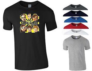 The-Family-Gaming-Team-T-Shirt-FGTeeV-Nerd-Geek-Youtube-Gift-Kids-Children-Top