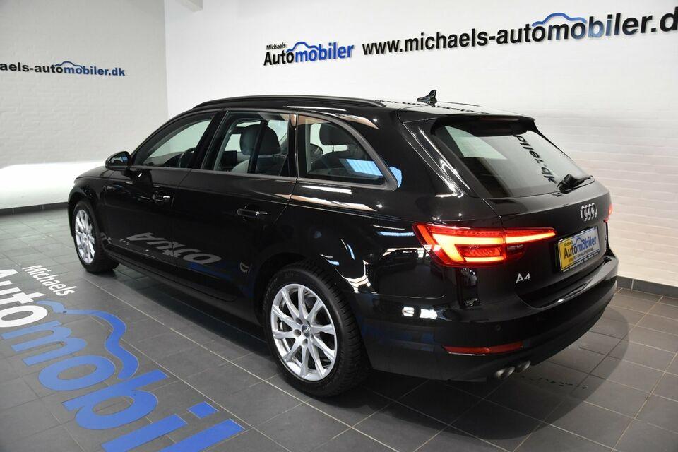 Audi A4 2,0 TDi 190 Avant S-tr. Diesel aut. Automatgear