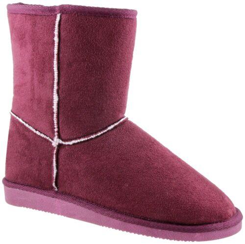 CANADIANS Boots STIEFEL Winterstiefel  Gr 33 34 35 36 37 38 39 40 bordeaux