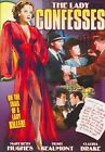 Lady Confesses 0089218494290 With Hugh Beaumont DVD Region 1