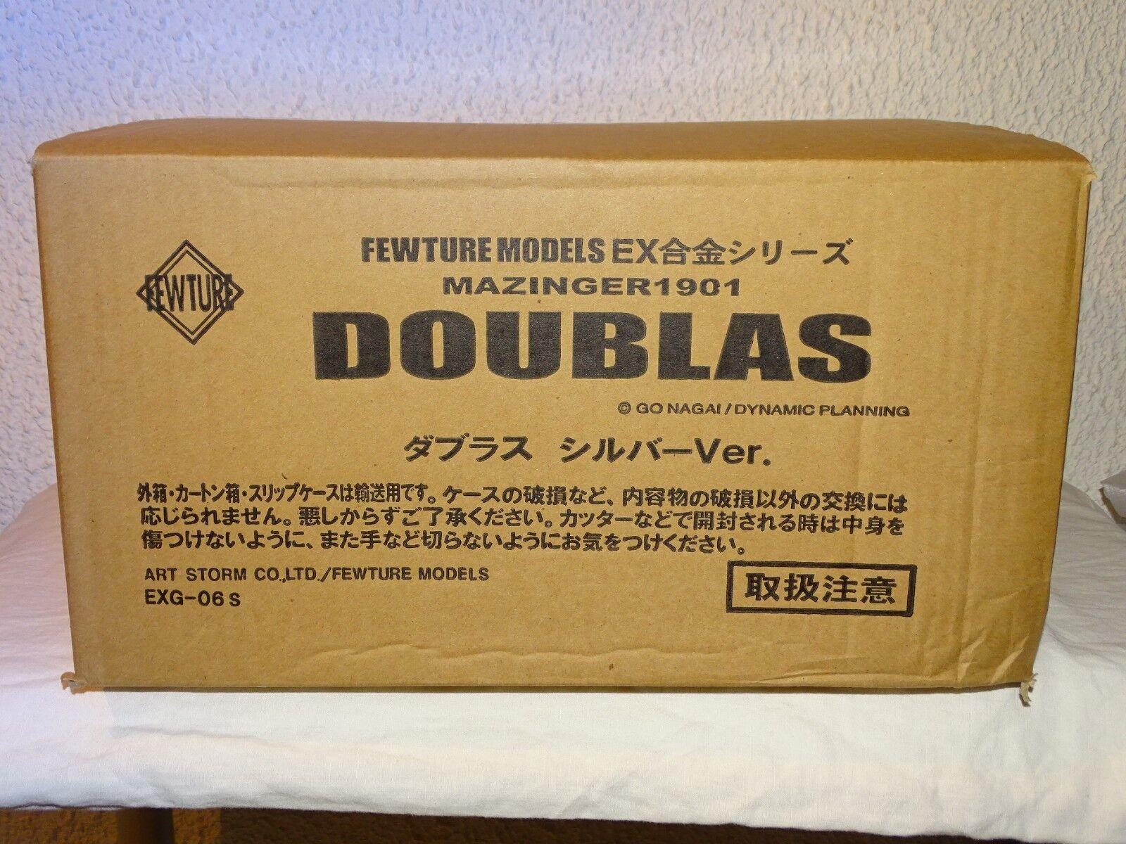 ART STORM FEWTURE model ex DOUBLAS MAZINGER AD 1901/ New Unopen / Officiel Japan