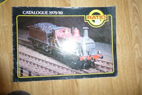 Abile Ratio Plastic Models Catalogue 1979/80 Top Angurie