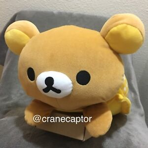 Details about NEW BIG Japan San-X Futon Blanket Cute Rilakkuma Korilakkuma  Plush Plushy Toreba