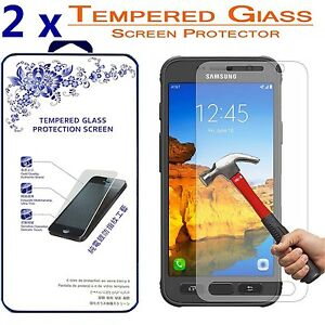 2-Pack-For-Samsung-Galaxy-S7-Active-Tempered-Glass-Screen-Protector