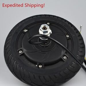 8-034-Electric-Scooter-Hub-Wheel-Motor-24-36-48V-DC-Brushless-Toothless-Fast-Ship