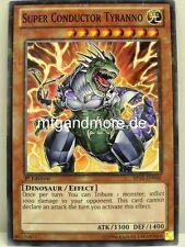Yu-Gi-Oh - 1x Super Conductor Tyranno - Mosaic Rare - BP02 - War of the Giants