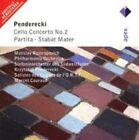 Penderecki: Cello Concerto No.2; Partita; Stabat Mater (CD, Apr-2005, Apex (UK))